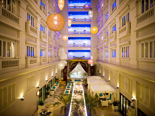 Sofitel Metropole Hanoi - Honeymoon in Vietnam